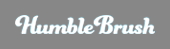 logo Humble Brush