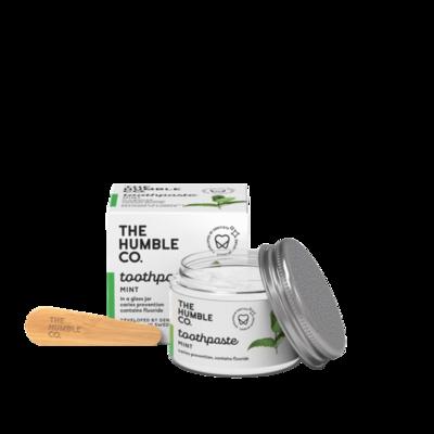 Humble Brush Zero Waste Tandpasta In Een Potje, Mint, 1 Stuk