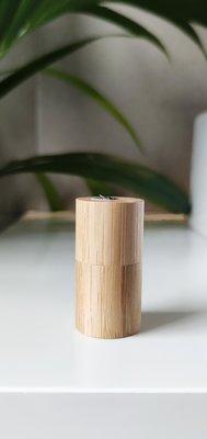 OrganiBrush Bamboe Charcoal Flosdraad