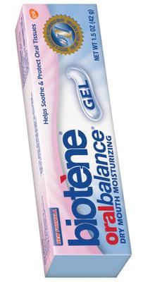 Oral Balance Biotene Gel, Voor De Droge Mond, 50ml