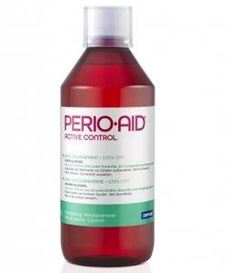PerioAid Active Control Mondspoelmiddel 0,05%, chloorhexidine, mondspoelmiddel, acute tandvleesonsteking, tandvleesontsteking,